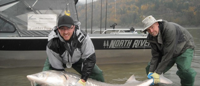 Sturgeon Fishing Derby